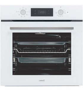 Horno independiente Cata mds 7208 wh multif. cristal bl. 07001005 - 07001005