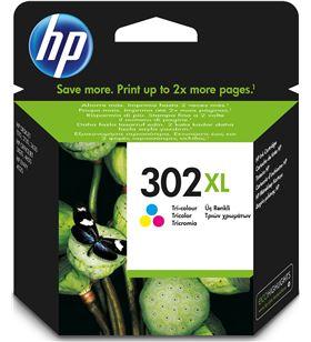 Tinta Hp tricolor 302xl F6U67AE Otros productos consumibles - HEWF6U67AE