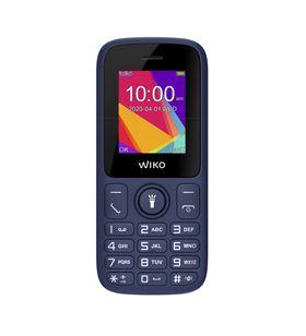 Wiko f100 azul móvil senior dual sim 1.8'' cámara vga bluetooth radio fm F100 BLUE - 80339775_3759756677