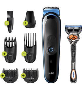 Braun -PAE-COR MGK5245 kit afeitado 7 en 1 mgk 5245 - uso barba/cara/pelo/nariz/orejas - 13 - BRA-PAE-COR MGK5245