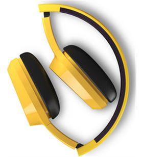 Auriculares diadema Energy sistem headphones 1 manos libres amarillos ENRG428397 - ENRG428397