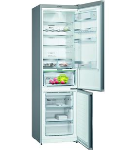 Bosch KGN39LBE5 frigorífico combi clase a++ 203x60 no frost cristal negro - BOSKGN39LBE5