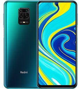 Smartphone móvil Xiaomi redmi note 9s aurora blue - 6.67''/16.9cm - snapdrag NOTE 9S 6-128 A - NOTE 9S 6-128 AB V2