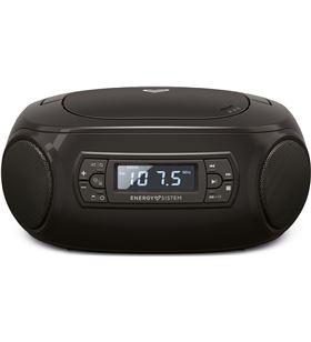 Radio cd Energy sistem boombox 3 bt negro 447572 Minicadenas microcadenas - A0032769