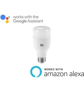 Bombilla inteligente Xiaomi mi led smart bulb essential white and color - 9 GPX4021GL - XIA-BOM GPX4021GL