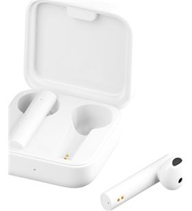 Auriculares bluetooth Xiaomi mi true wireless earphones 2 basic white - bt5 BHR4089GL - BHR4089GL