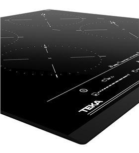 Placa induccion Teka izc 64630 bk mst 5f (4 + synchro) 60cm biselada front 112500022 - 112500022