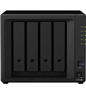 Nas Synology diskstation DS920+ - cpu intel j4125 - 4gb ddr4 - 4 bahías (3. - SYN-NAS DS920 PLUS