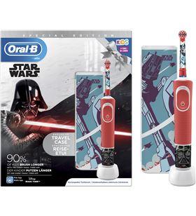 Cepillo dental Braun oral-b d100 kids star wars + estuche PACKD100KIDSTAR - PACKD100KIDSTAR