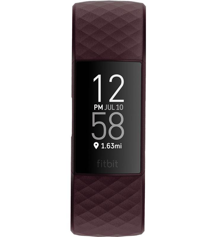 Fitbit FB417BYBY CHARG charge 4 ciruela/negro pulsera de actividad gps frecuencia zona acti - 78364455_7212041209
