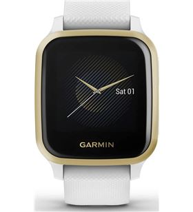 Reloj deportivo Garmin venu sq nfc blanco light oro VENU SQ WHITE/L - GAR010_02427_11
