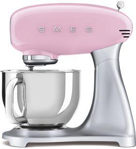 Robot cocina Smeg SMF02PKEU 4,8l 800w rosa Robots - SMF02PKEU
