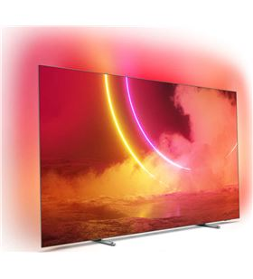 Tv oled 164 cm (65'') Philips 65OLED805 ultra hd 4k android tv ambilight - 77910866_8488130801