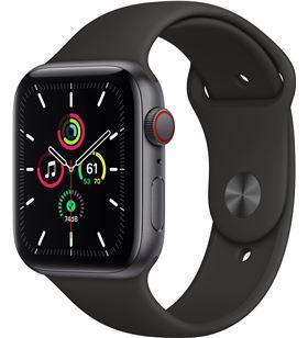 Apple watch se 44mm gps cellular caja aluminio gris espacial con correa neg MYF02TY/A - MYF02TYA