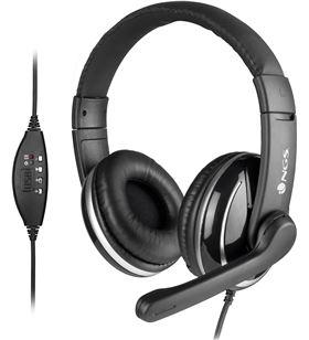 Auriculares con micrófono Ngs vox 800 usb - drivers 32mm - 20hz-20khz - con VOX800USB - VOX800USB
