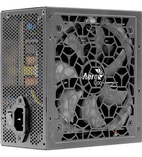 Fuente de alimentación Aerocool aero bronze 550w - ventilador 12cm - efc.80 AEROB550 - AER-FUENTE AEROB550