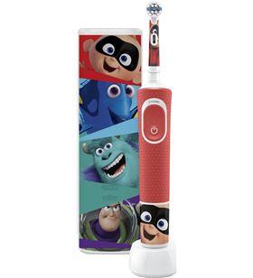 Cepillo dental Braun oral-b d100 kids pixar + estuche PACKD100KIDSPIX - PACKD100KIDSPIX