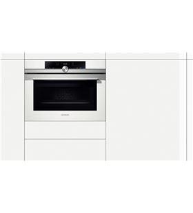 Horno multif.blanco/inox Siemens cm636gbw1 SIECM633GBW1 - SIECM633GBW1