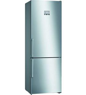 Bosch KGN49AIEP frigorífico combi clase e 203x70 no frost acero inoxidabl - BOSKGN49AIEP