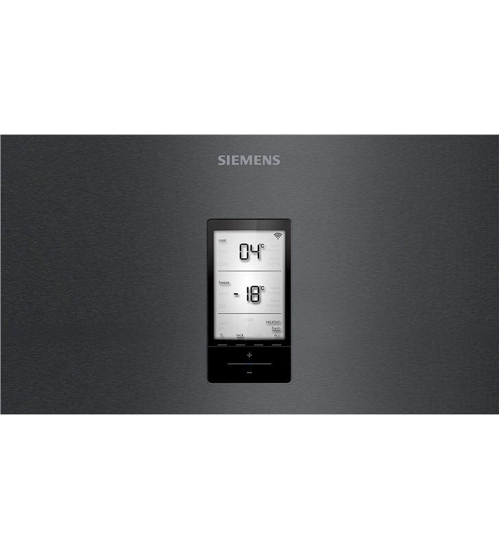 Frigorífico combi Siemens kg39nhxep clase a++ 203x60 cm no frost acero inox SIEKG39NHXEP - 77657574_7139857699