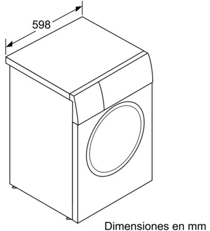 Balay 3TS994B lavadora clase c 9 kg 1400 rpm Lavadoras - 78571620_5539004945