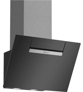 Balay 3BC566GN campana decorativa 60cm cristal negro - BAL3BC566GN