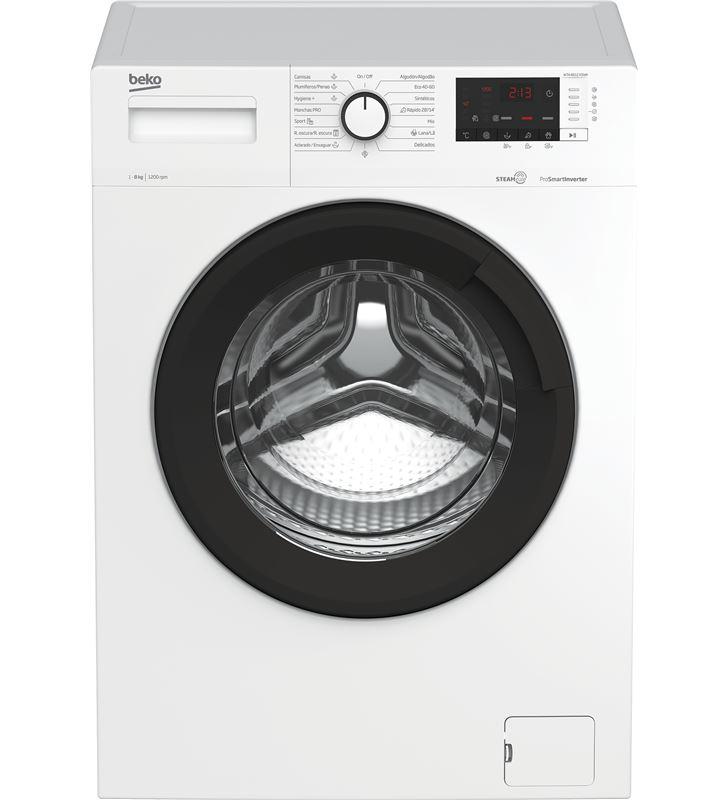 Beko WTA8612XSWR lavadora prosmart 8 kg 1200 rpm motor inverter clase c - BEKWTA8612XSWR
