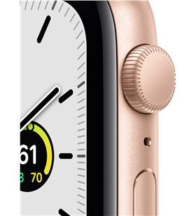Apple watch se 44mm gps caja aluminio oro con correa rosa arena sport band MYDR2TY/A - 85937494_1258934943