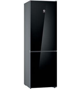 Combi nf a++ Balay 3kfe565bi (1860x600x660) cristal negro 186cm BAL3KFE565BI - BAL3KFE565BI