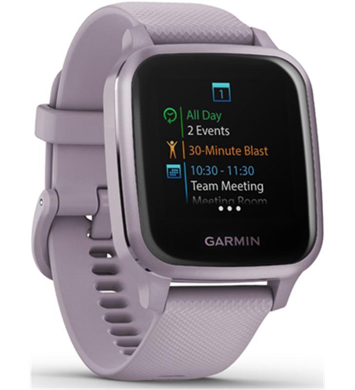 Reloj deportivo con gps Garmin VENU SQ LAVANDA / correa silicona lavanda - - 85755766_5264424310
