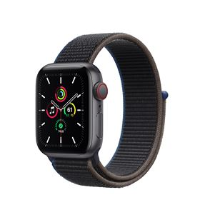 Apple watch se 40mm gps cellular caja aluminio gris espacial con correa car MYEL2TY/A - MYEL2TYA