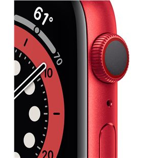 Apple watch s6 44mm gps cellular caja aluminio roja con correa roja sport b M09C3TY/A - 85936641_1816637085