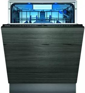 Lavavajillas integrable negro a+++ Siemens sn97yx01ce 14s 60cm SIESN97YX01CE - SIESN97YX01CE