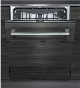 Lavavajillas integrable ( no incluye panel puerta ) negro/inox a++ Siemens sn63hx61ce 13s 60cm SIESN63HX61CE - SIESN63HX61CE