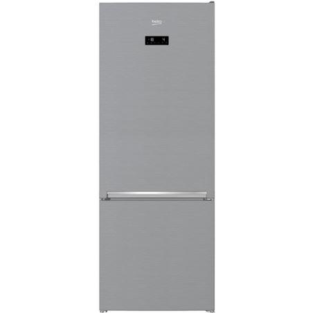Beko RCNE560E40ZXBN frigorífico combi no frost clase e 192x70 cm inox rcne560e30zxb - 8690842202766