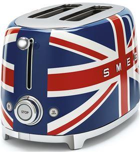 Tostadora Smeg tsf01 2 slice. bandera inglesa, añ TSF01UJEU - TSF01UJEU