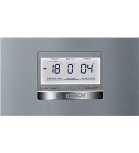 Bosch combi nf inox bosinf kgf56pi40 (1930x700x800) a+++ boskgf56pidp - BOSKGF56PIDP