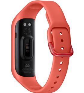 Pulsera deportiva Samsung galaxy fit 2 roja SM-R220NZRAEUB - SAMSM_R220NZRAEUB