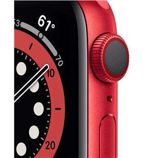 Apple watch s6 40mm gps cellular caja aluminio roja con correa roja sport b M06R3TY/A - 85936638_4032341921