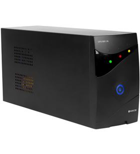 Sai línea interactiva Woxter ups 800 va - 800va/480w - 2*schuko - display l PE26-063 - WOX-SAI PE26-063