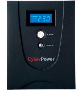 Sai línea interactiva Cyberpower value 2200eilcd - 2200va/1320w - salidas 6 VALUE2200EILCD - CYB-LI VALUE2200EILCD