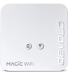 Plc/powerline Devolo magic 1 wifi mini multiroom - 3 unidades (1 lan + 2 wi 8576 - DEV-PLC 8576