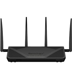 Router inalambrico Synology RT2600AC - ieee 802.11ac wave 2 - 2.4/5ghz - 1* - SYN-ROU RT2600AC