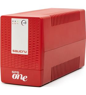 Sai línea interactiva Salicru sps.1500.one v2 - 1500va / 900w - estabilizac 662AF000005 - SLC-SPS.1500.ONE V2