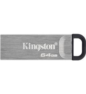 Pendrive kiNgston datatraveler kyson 64gb - usb 3.2 gen 1 - compatible wind DTKN/64GB - DTKN64GB