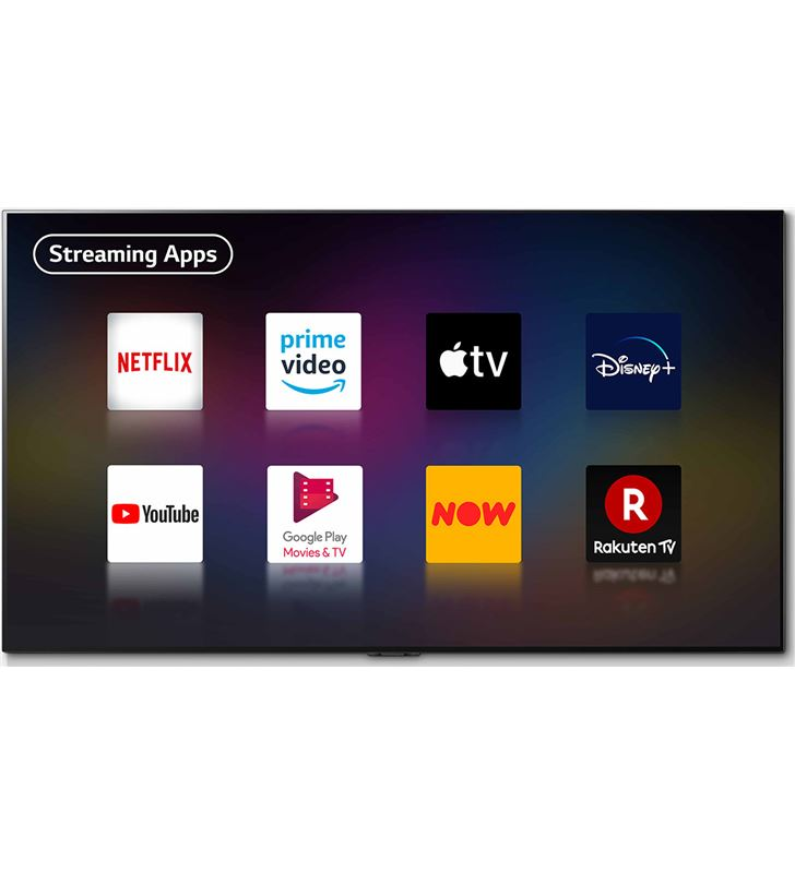 Lcd oled 65 Lg OLED65GX6LA 4k a9 gen3 con ai, hdr dolby vision iq, hdr 10 s - 79253027_5318609900