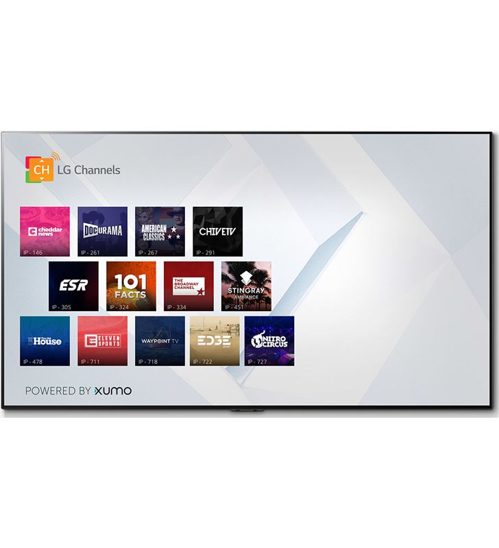 Lcd oled 65 Lg OLED65GX6LA 4k a9 gen3 con ai, hdr dolby vision iq, hdr 10 s - 79253027_7061726164