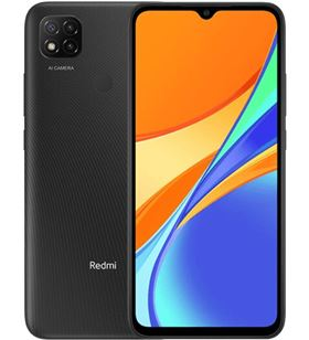 Xiaomi MZB07VYEU smartphone redmi 9c 3/64gb grey Terminales smartphones - MZB07VYEU