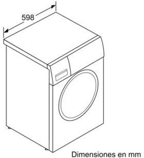 Lavadora carga frontal Siemens WM14N290ES 8kg 1400rpm blanca a+++ (-30%) - WM14N290ES