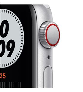 Apple watch se 40mm gps cellular nike caja aluminio con correa platino y ne MYYW2TY/A - 85937403_8479740228